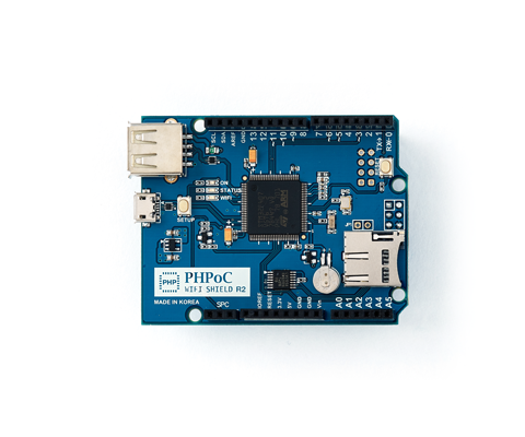 PHPoC WiFi Shield for Arduino (P4S-347 R2)