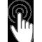 touch sensor icon
